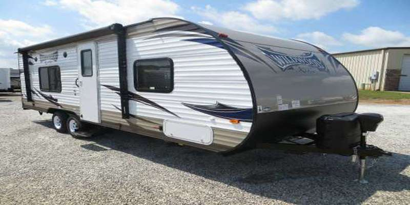 Travel Trailer - Non Slide - Wildwood