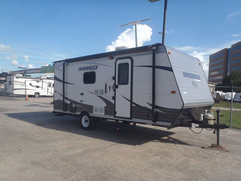 Travel Trailer -Non Slide-Innsbruck Ameri-Lite -198BH