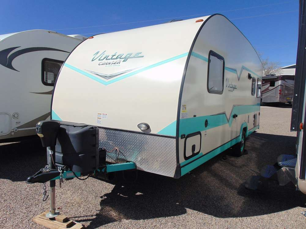 Travel Trailer - Non Slide Out Vintage Crusier VC19ERD