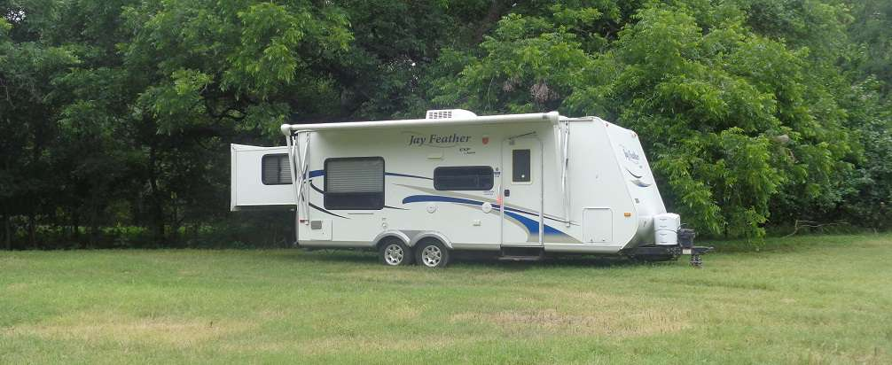 Travel Trailer - 1 Slide Out Jayfeather 213