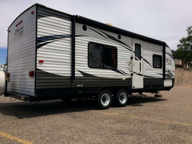 Travel Trailer - Non Slide Salem by Forest River