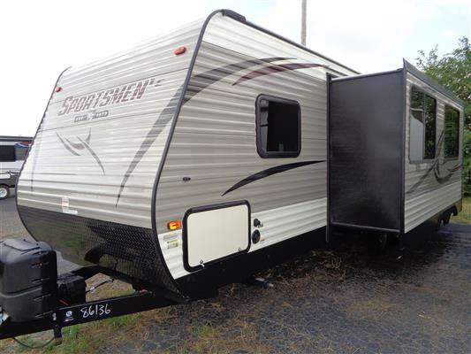 Travel Trailer - 1 Slide Out Sportsmen 301BH