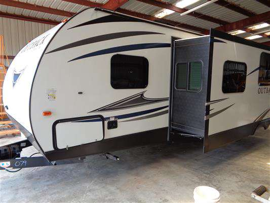 Travel Trailer - 1 Slide Out - Outback 293 UBH