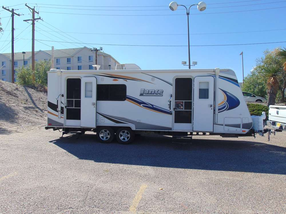 Travel Trailer - 1 Slide Out Lance M2285