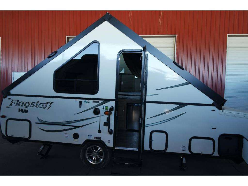 Tent Trailer-Flagstaff T21TBHW High Wall