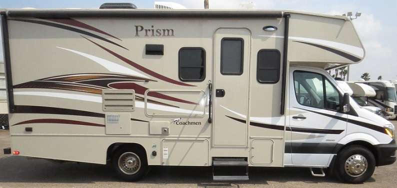 Class B - 1 Slide Out Coachmen Prism 2200LE