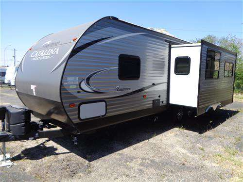 Travel Trailer - 1 Slide - Catalina - 263 RLS