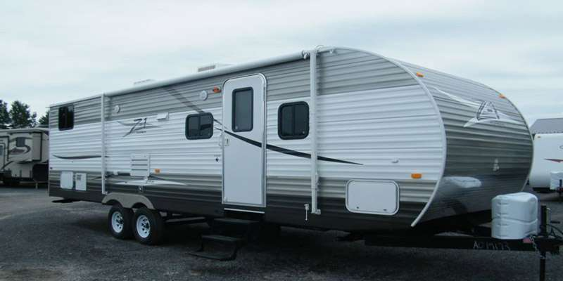 Travel Trailer Super Slide Z-1 Bunkhouse