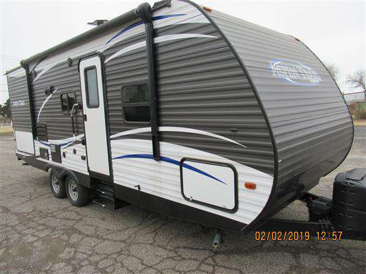 Travel Trailer - 1 Slide Out - Aspen Trail 2340BHS