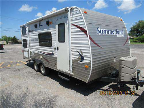 Travel Trailer - Summerland 1890 - Non Slide