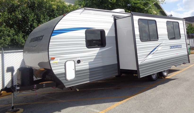 Travel Trailer - 1 Slide Out - Innsbruck 268BH