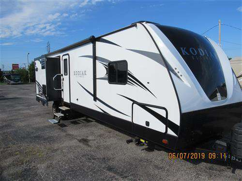 Travel Trailer - 3 Slides - Kodiak 330 BHSL