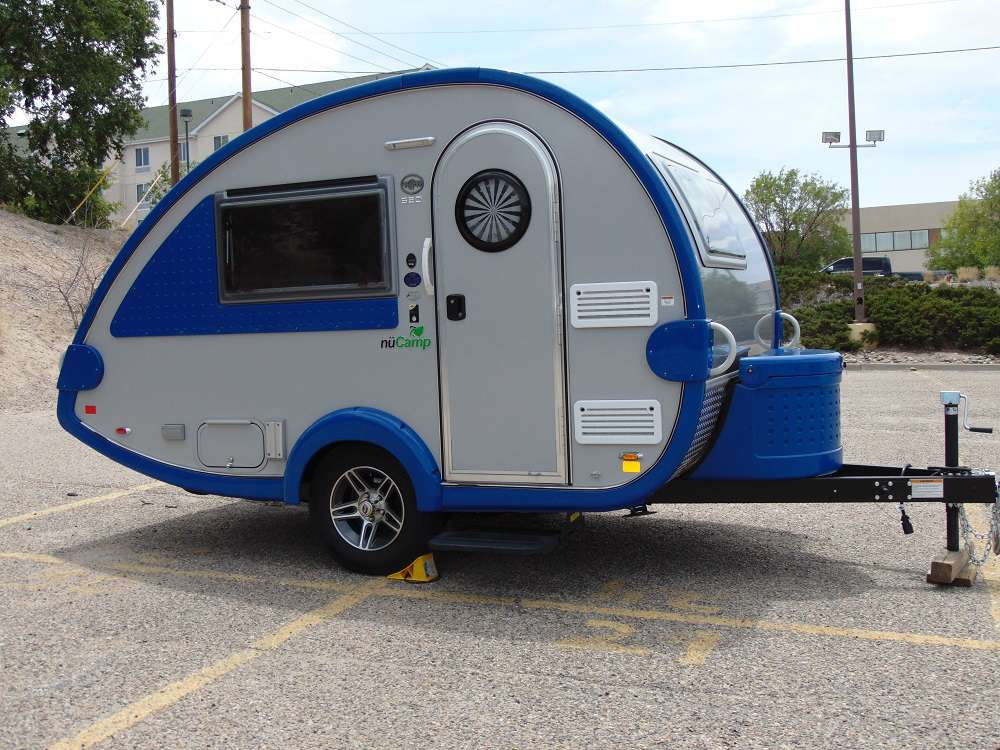 Travel Trailer - NonSlide NuCamp RV T@B