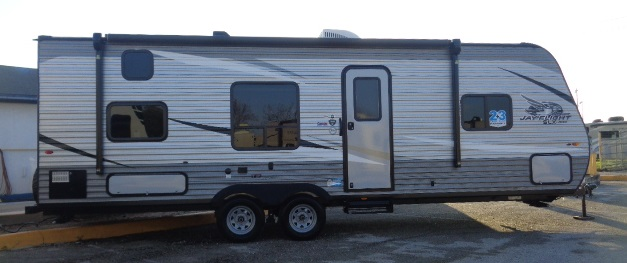Travel Trailer - Non Slide  Jayco 264 BHS