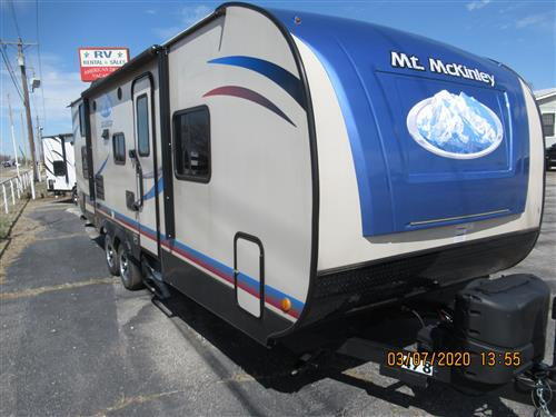 Travel Trailer - 1 Slide - Mt. McKinley 268RB