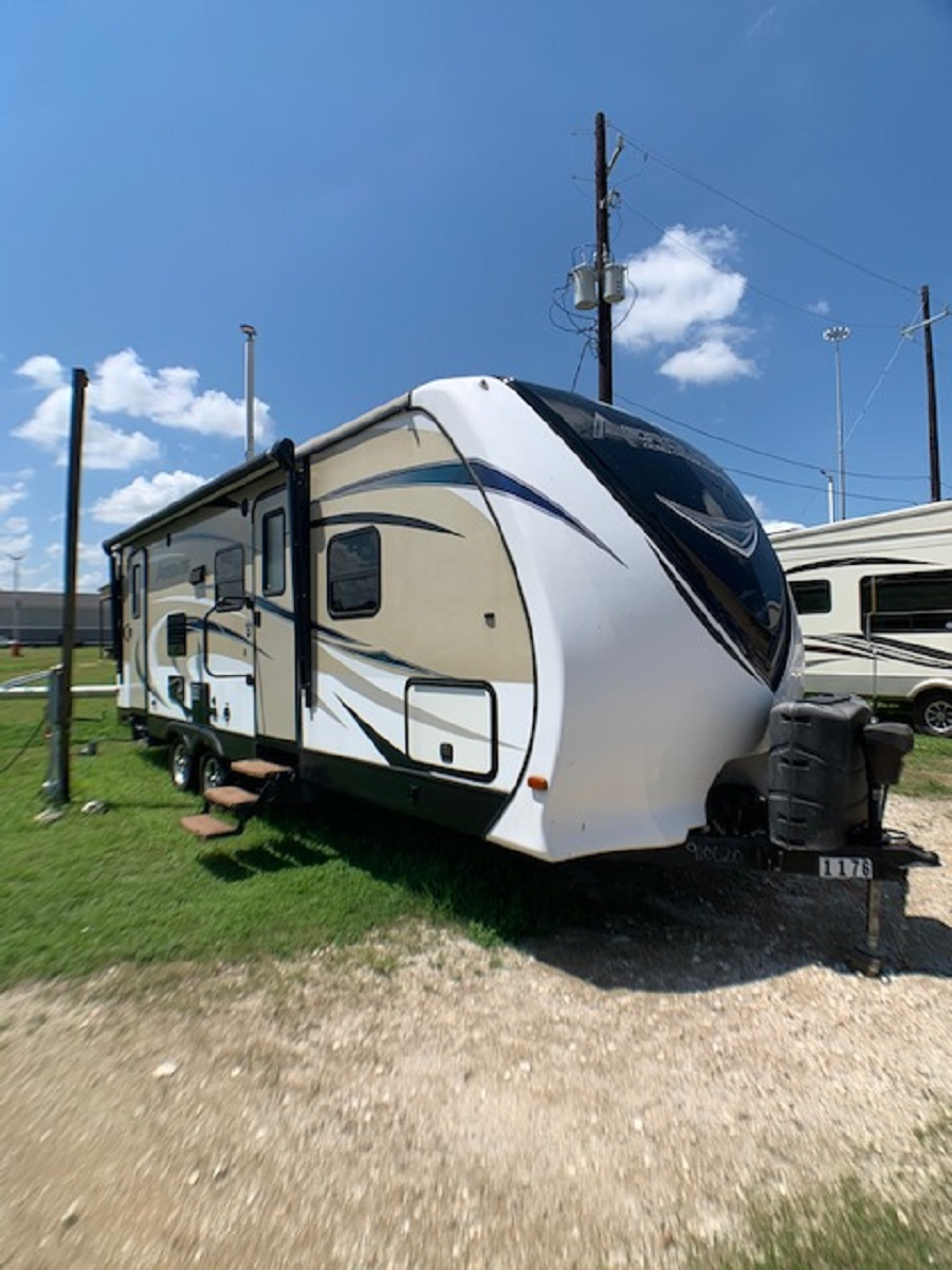 Travel Trailer - 1-Slide Out - Dutchmen Aerolite 242BHSL