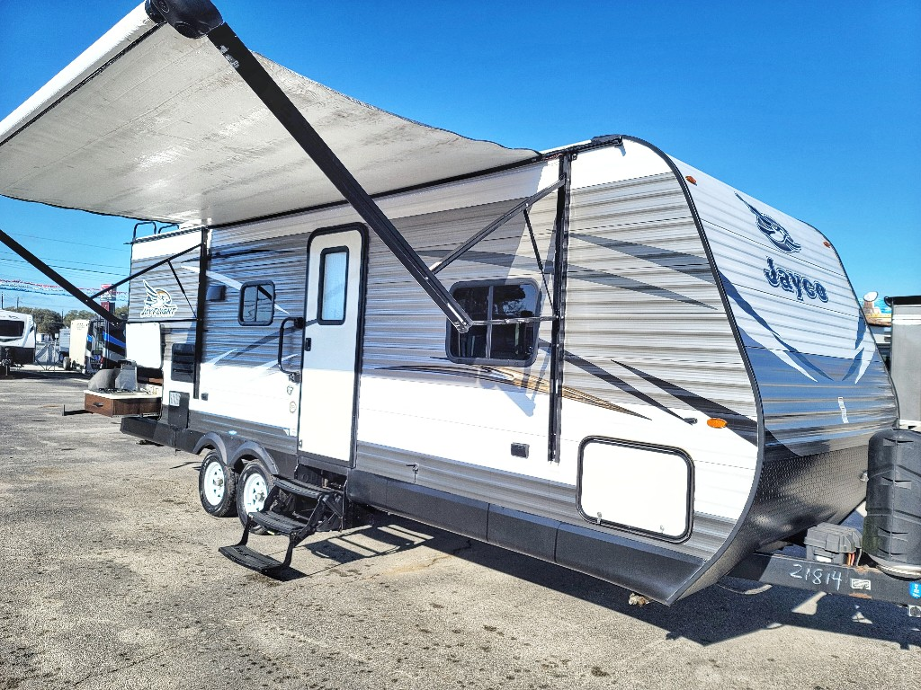 Travel Trailer - 1 Slide Out Jayco 24RBS